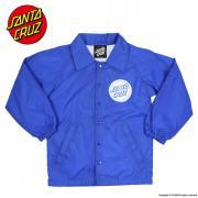 SANTA CRUZ SCREAMING HAND YOUTH COACHES JACKET