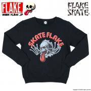 SKATE FLAKE SWEAT SHIRTS