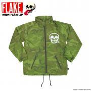 THRASHING FLAKE NYLON JACKET