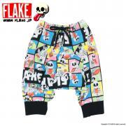 SKATE MAD SARROUEL PANTS