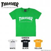 THRASHER MAG LOGO YOUTH S/S T-SHIRTS