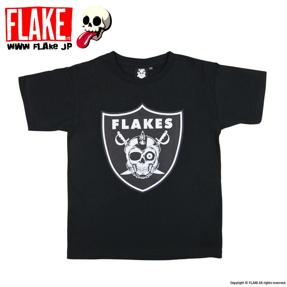 FLAKE S/S T-SHIRTS
