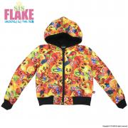 MAD FRUIT SHORT JACKET