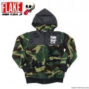 FLAKE TM FLEECE JACKET