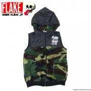 FLAKE TM FLEECE VEST