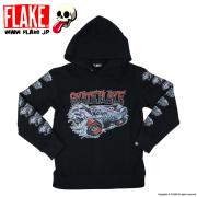 THRASHING SKATE SWEAT PARKA