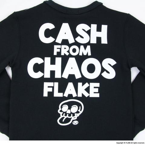 CASH FROM CHAOS SWEAT SHIRTS