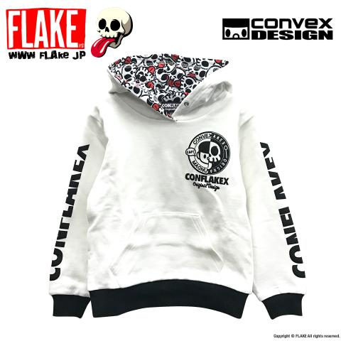 CONFLAKEX SWEAT PARKA