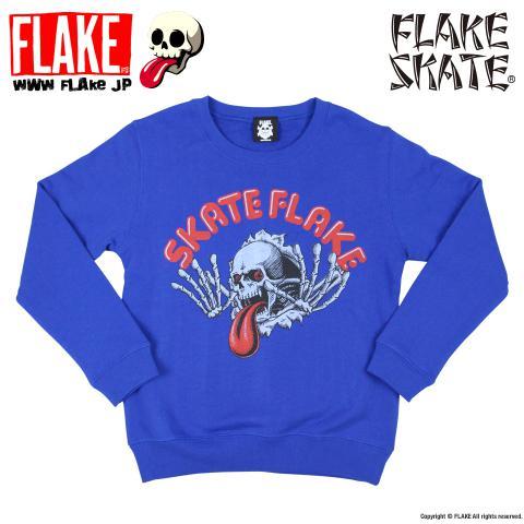 SKATE FLAKE SWEAT SHIRTS