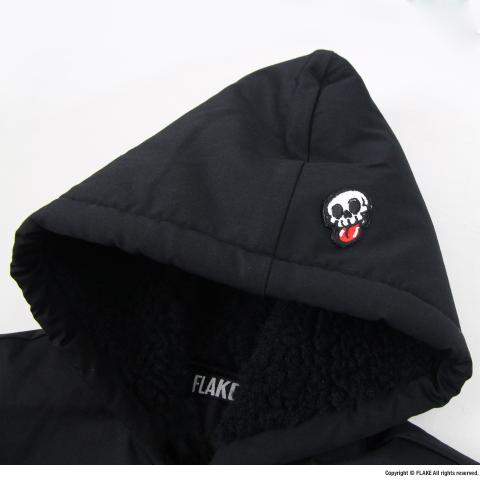 FOODED COACH JACKET