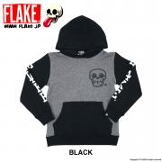 MAD SKULL SWEAT PARKA