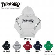 THRASHER SWEAT PARKA