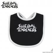 SUCIDAL TENDENCIES BABY BIB