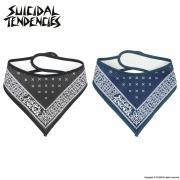 SUICIDAL TENDENCIES BABY BIB
