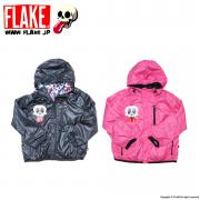 FLAKE INVADERS NYLON JACKET
