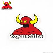 TOY MACHINE STICKER 001