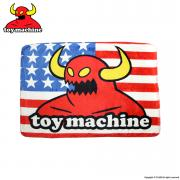 TOY MACHINE FLEECE BLANKET 001