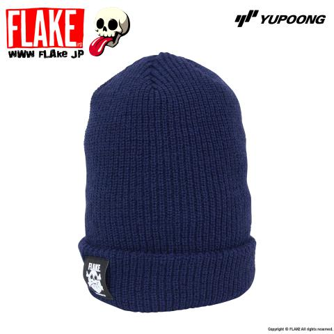 YUPOONG Ribbed Cuffeed Beanie FLAKE