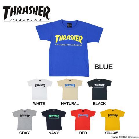 3a3b229a559f FLAKE   THRASHER MAG LOGO S S TEE