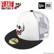 FLAKE x NEW ERA 59FIFTY/TRUCKER MESH CAP