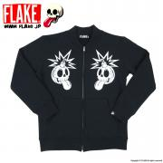 FLAKE UP ZIP JACKET