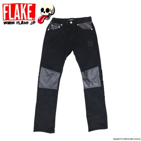 MAD SKULL CORDUROY PANTS