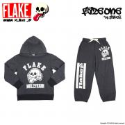 FAZE ONE FLAKE SWEAT PARKA & PANTS SET