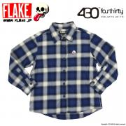 430 × FLAKE FLANNEL SHIRTS