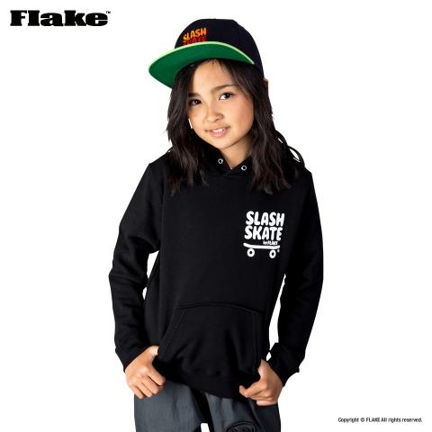 SLASH SKATE SWEAT PARKA