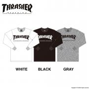 THRASHER L/S T-SHIRTS