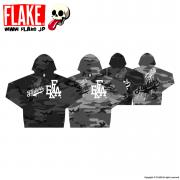 FLAKE SWEAT PARKA