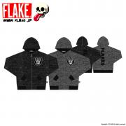 FLAKE ZIP JACKET