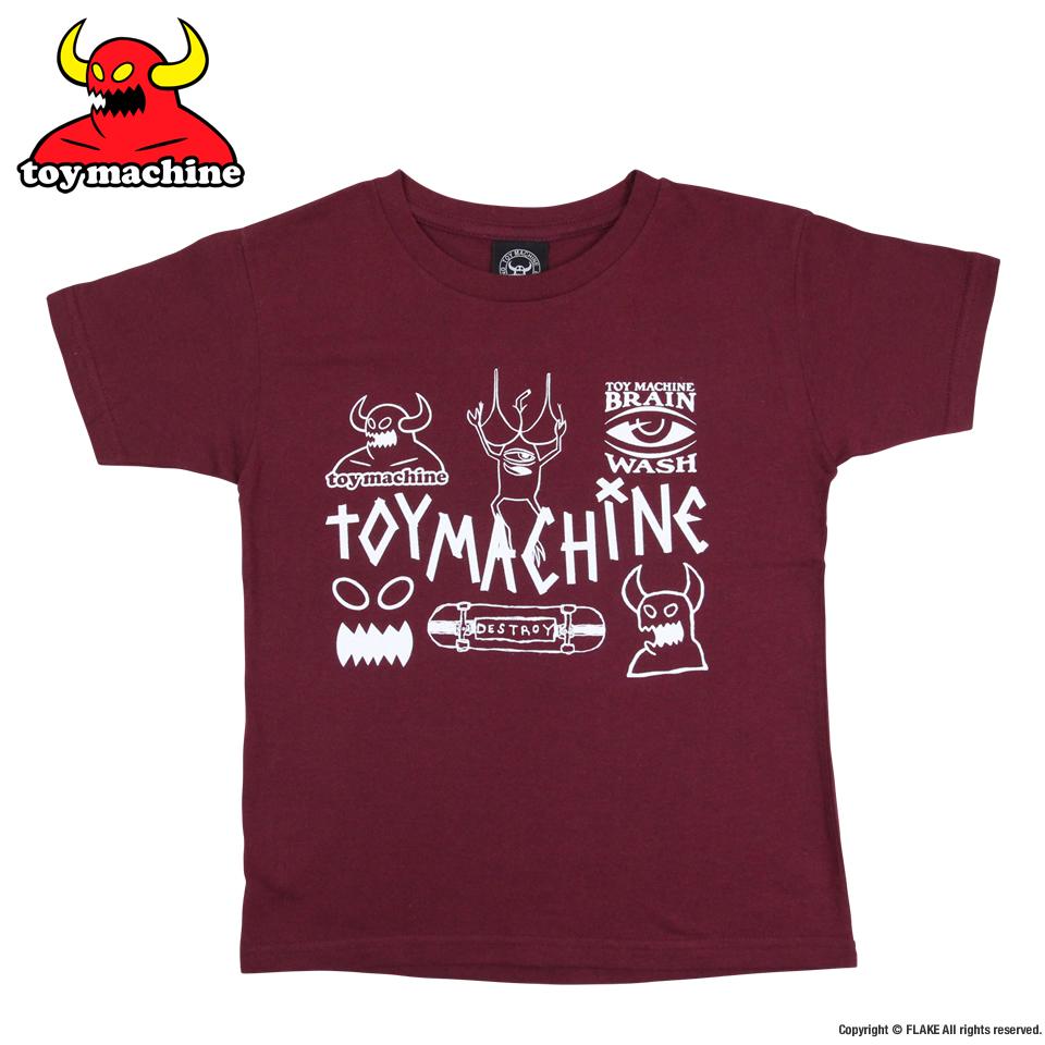 toymachine S/S TEE