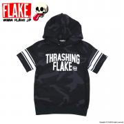 THRASHING FLAKE S/S SWEAT