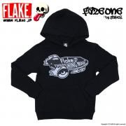 FAZE ONE FLAKE SKATE SWEAT PARKA