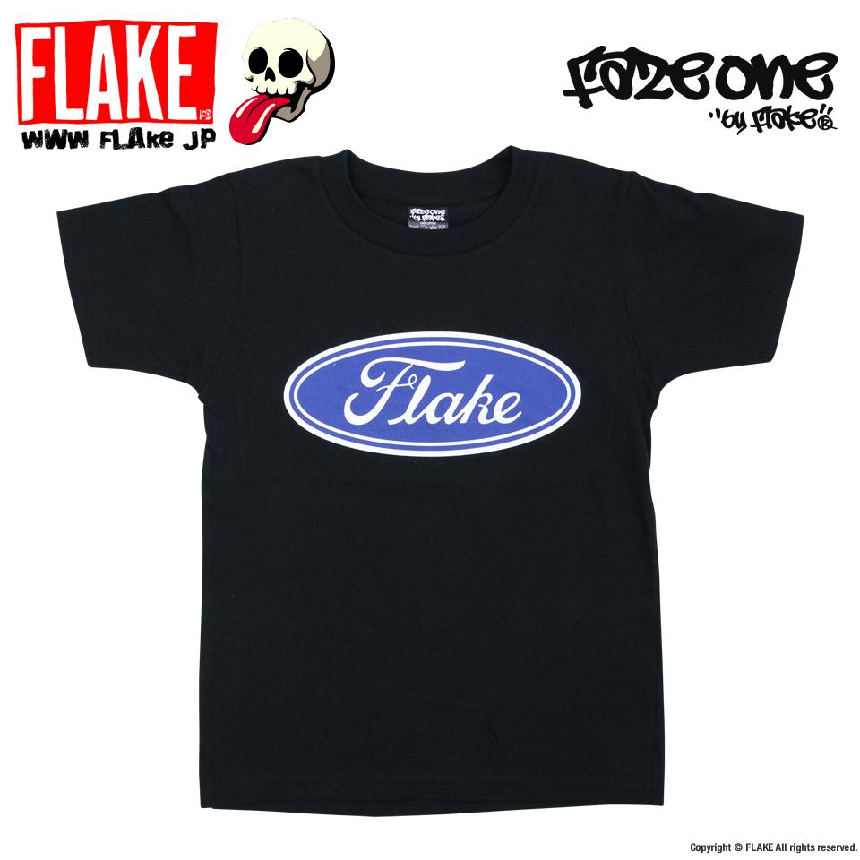 FAZE ONE FLAKE OVER LOGO S/S TEE