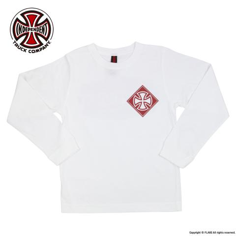 INDEPENDENT L/S TEE