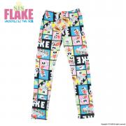 GIRLS SKATE MAD LEGGINGS