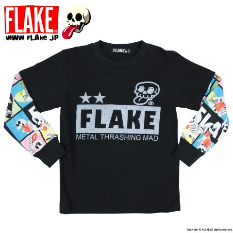SKATE MAD LAYER TEE