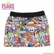 COMICS SWEAT SKIRTS