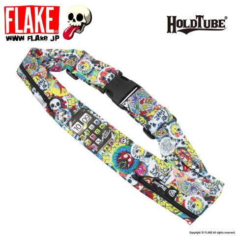 FLAKE × HOLDTUBE TOUCH