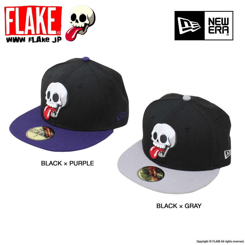 MAD SKULL NEW ERA 59FIFTY