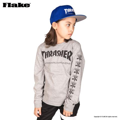 THRASHER MAG YOUTH SNAP