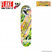 FLAKE X LIFEGUARD SKATE DECK 2021