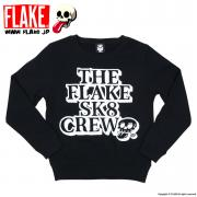 FLAKE SK8 CREW SWEAT SHIRTS