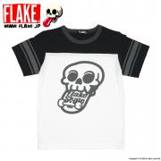 FLAKE SKATE FOOT BALL S/S TEE