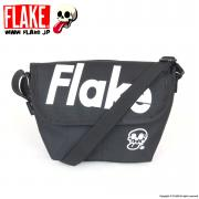 FLAKE OG LOGO SHOULDER BAG