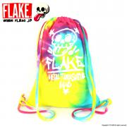 RAINBOW COLOR SPORTS BAG