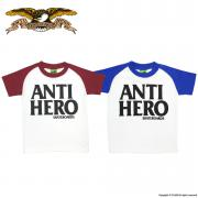 ANTI HERO RAGLAN TEE