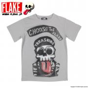CHOOSE THE FLAKE S/S TEE